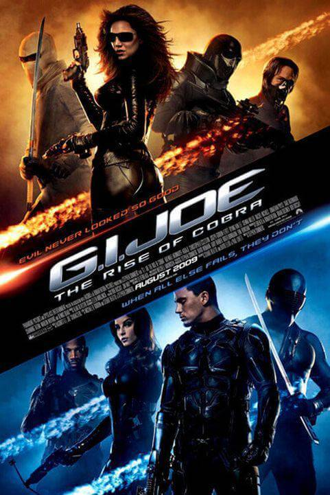 G.I. Joe : The Rise of Cobra (2009) poster