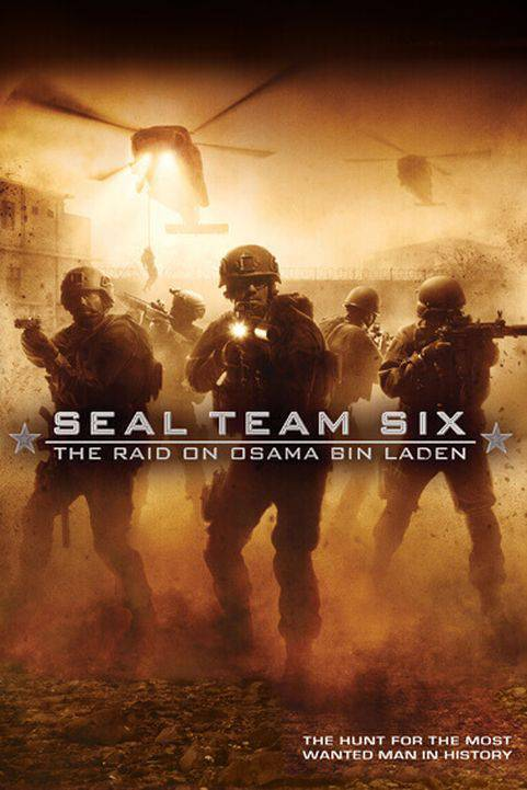 Seal team six (2012) poster