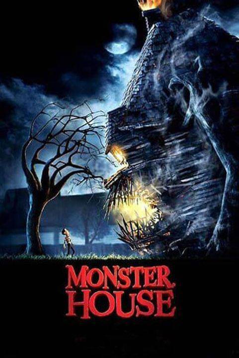 Monster House (2006) poster