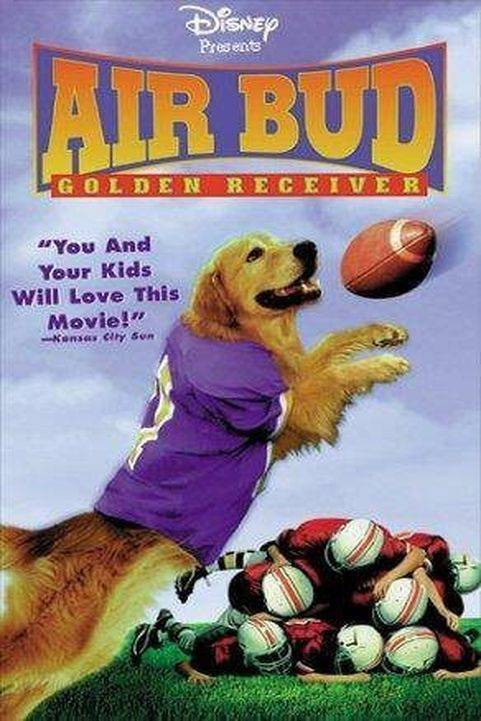 Air Bud: Golden Receiver (1998) poster