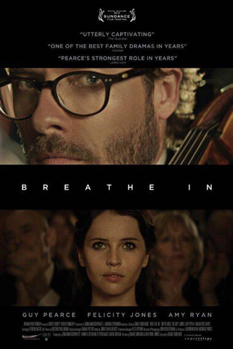 Breathe In (2013) poster