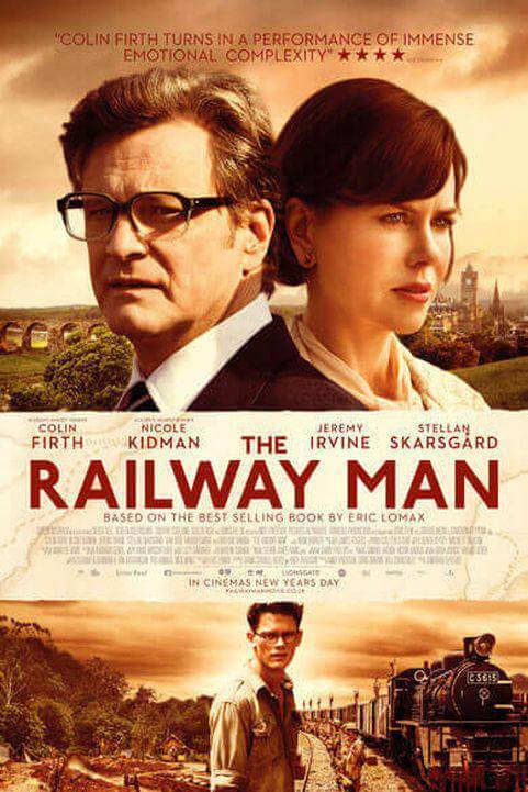 The Railway Man (2013) poster