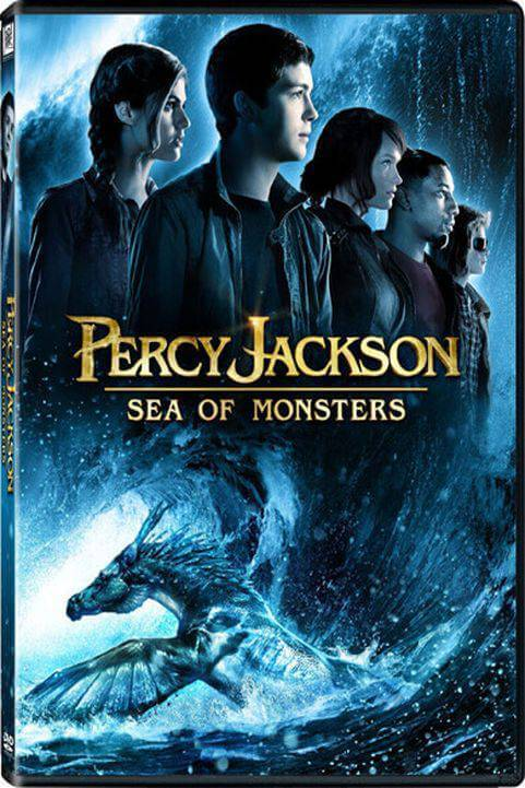 Percy Jackson: Sea of Monsters (2013) poster