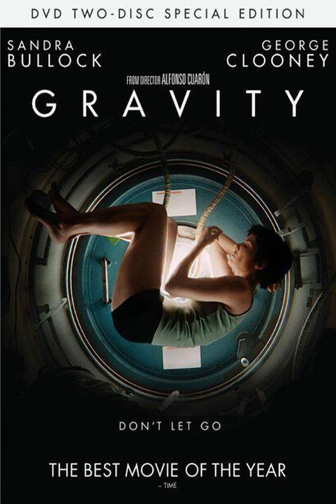 Gravity 3D poster
