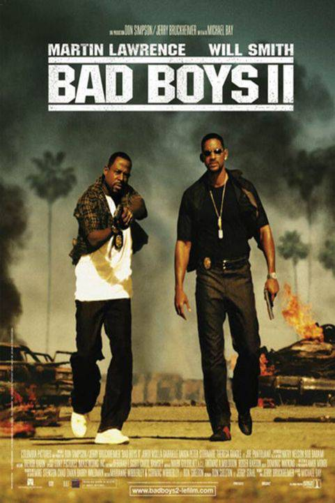 Bad Boys II (2003) poster