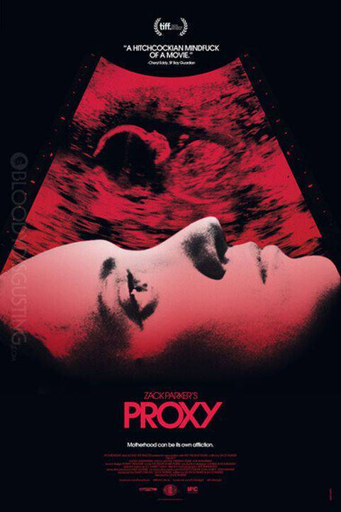 Proxy (2013) poster