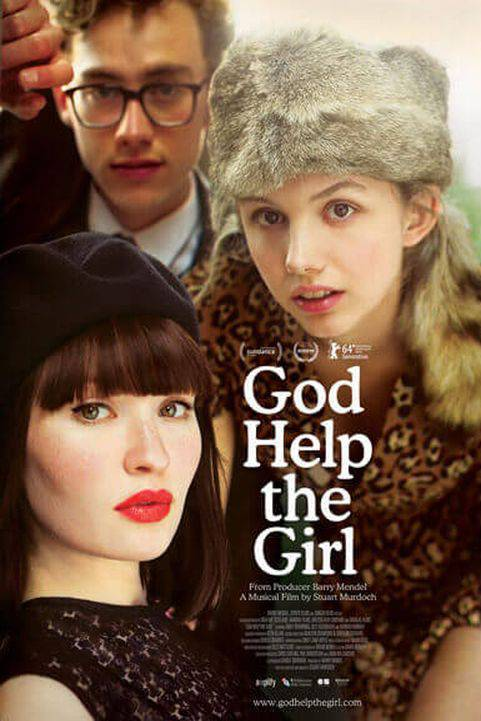 God Help the Girl (2014) poster