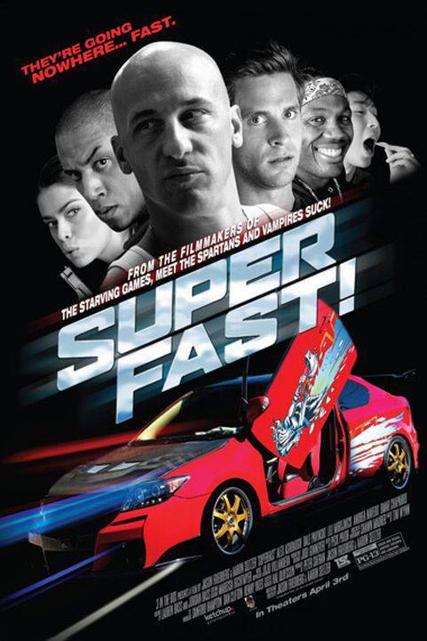 Superfast (2015) poster