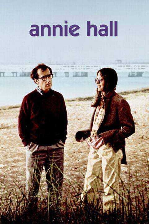 Annie Hall (1977) poster