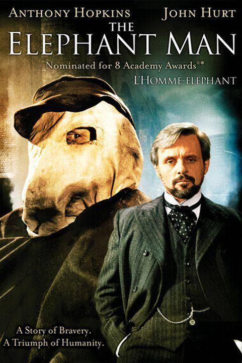 The Elephant Man (1980) poster