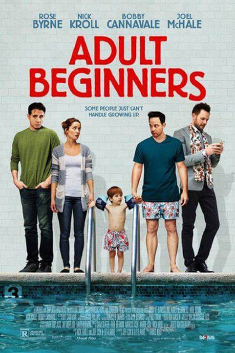 Adult Beginners (2014) poster