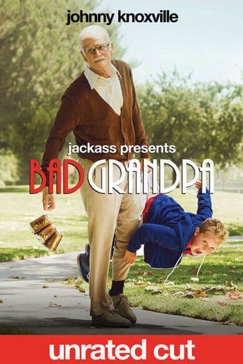 Jackass Presents: Bad Grandpa (2013) poster
