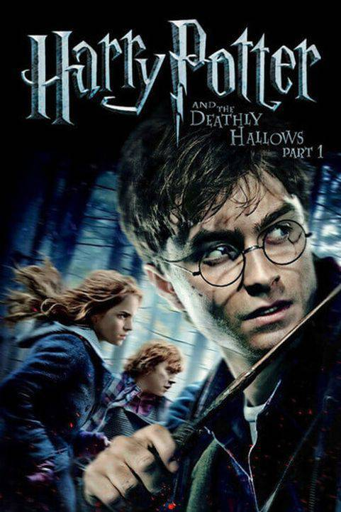 Harry Potter and the Deathly Hallows - Part 1 (2010) poster