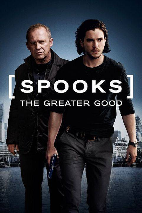 Spooks: The Greater Good (2015) poster
