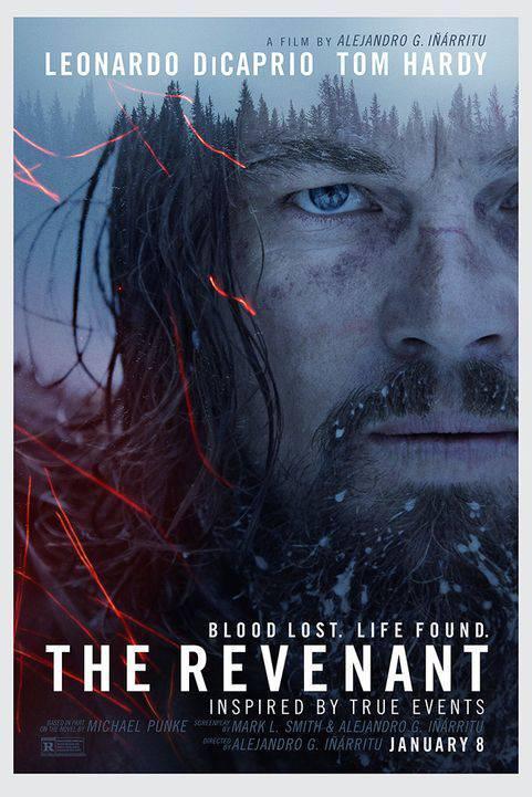 The Revenant (2015) poster