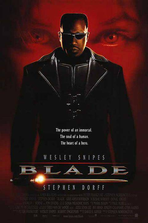 Blade (1998) poster