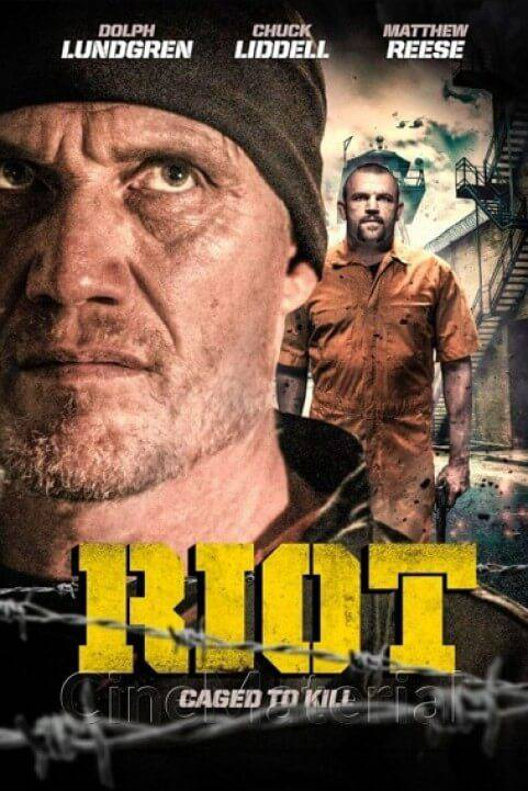 Riot (2015) poster