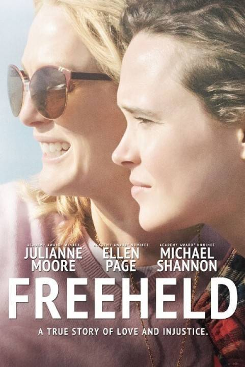 Freeheld 2015 poster