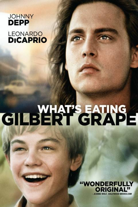 What's Eating Gilbert Grape (1993) poster