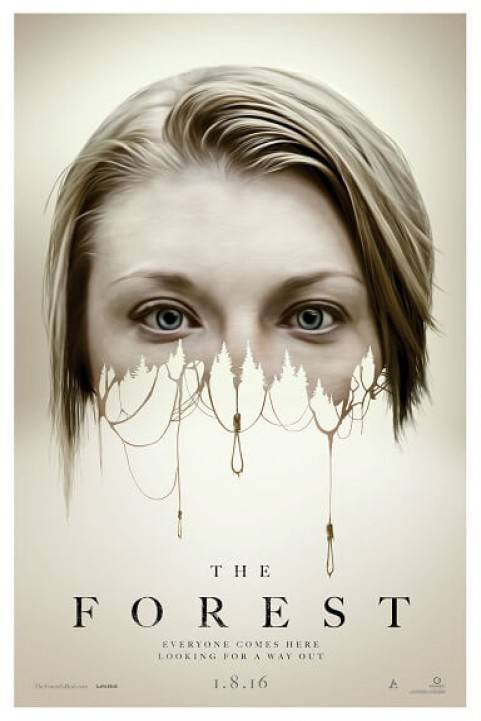 The Forest (2016) poster