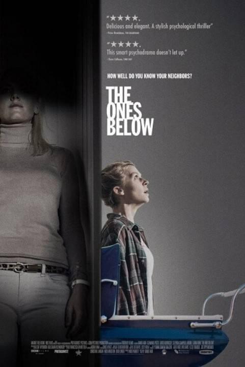 The Ones Below (2015) poster