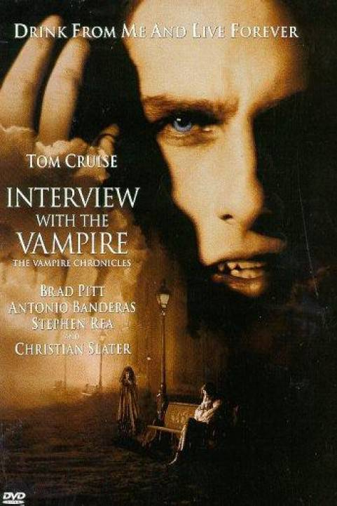 Interview with the Vampire: The Vampire Chronicles (1994) poster