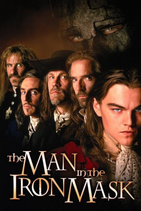 The Man in the Iron Mask (1998) poster