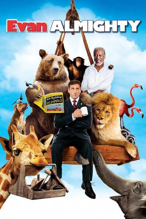 Evan Almighty poster
