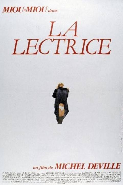 La lectrice poster