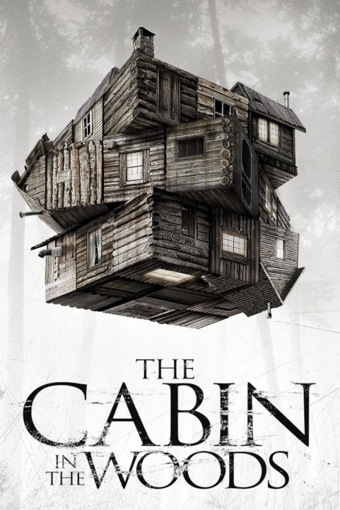 The Cabin in the Woods (2012) poster