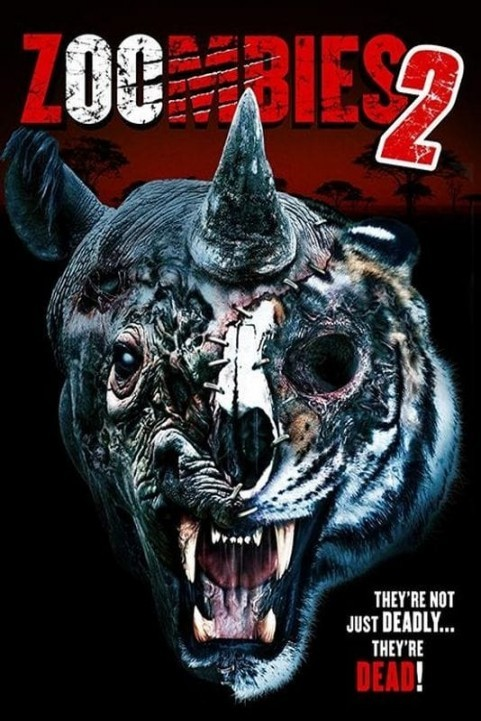 Zoombies 2 (2019) poster