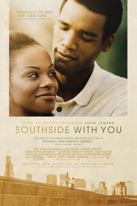 Southside With You poster