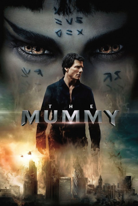 The Mummy (2017) poster