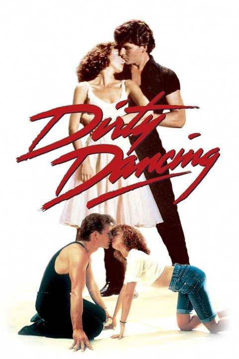 Dirty Dancing (1987) poster
