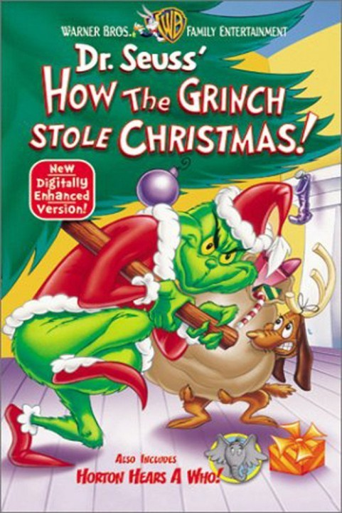 Dr. Seuss' How the Grinch Stole Christmas! and Horton Hears a Who! (1999) poster
