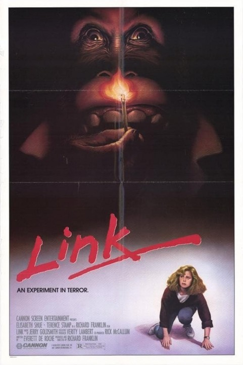 Link (1986) poster