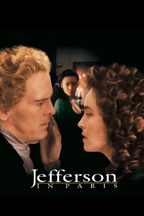 Jefferson in Paris (1995) poster