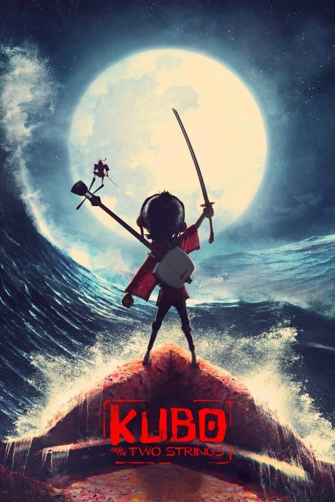 Kubo and the Two Strings (2016) poster