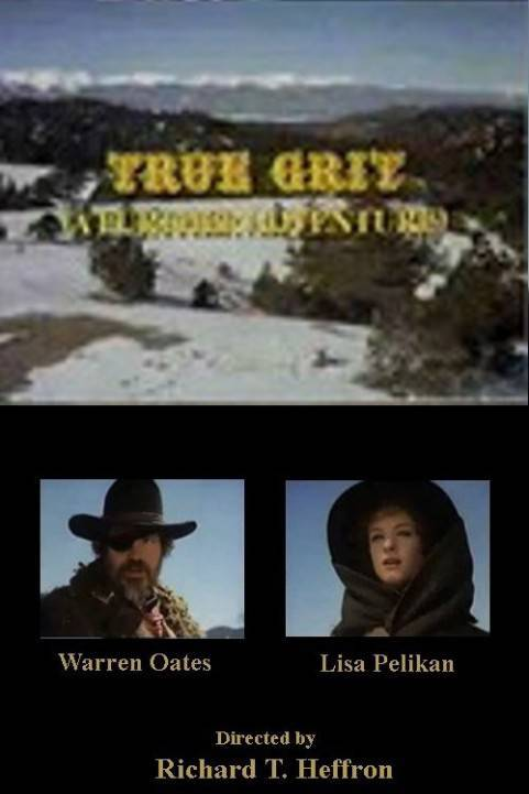 True Grit: A Further Adventure poster