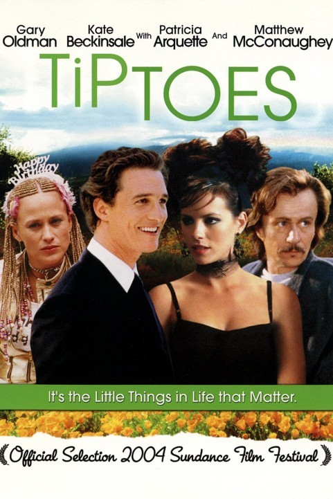 Tiptoes poster