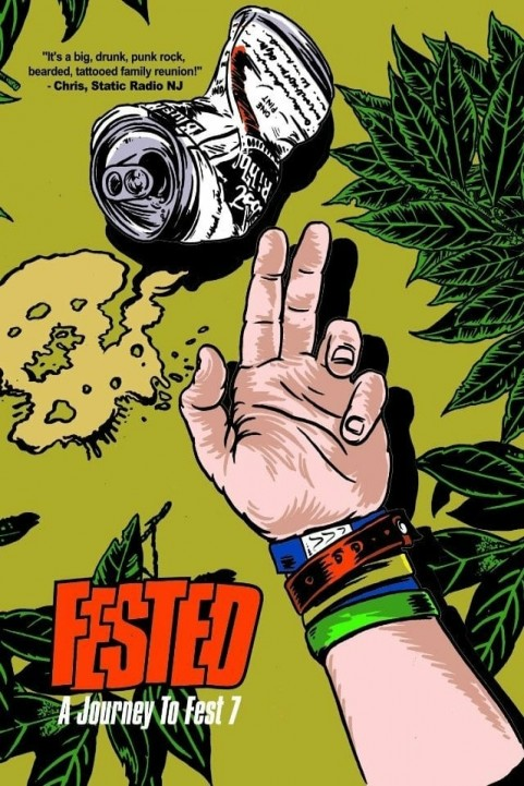 Fested: A Journey To Fest 7 poster