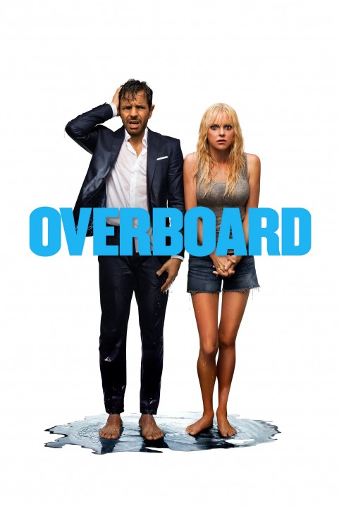 Overboard (2018) poster