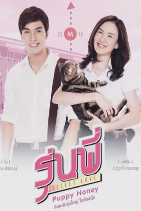Senior Secret Love: Puppy Honey poster