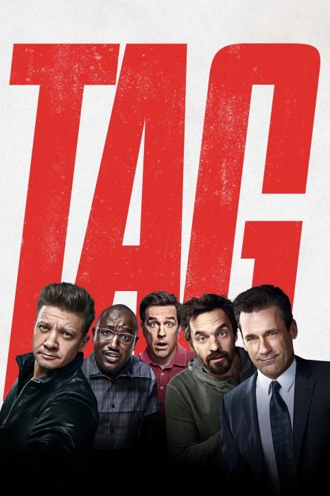 Tag (2018) poster