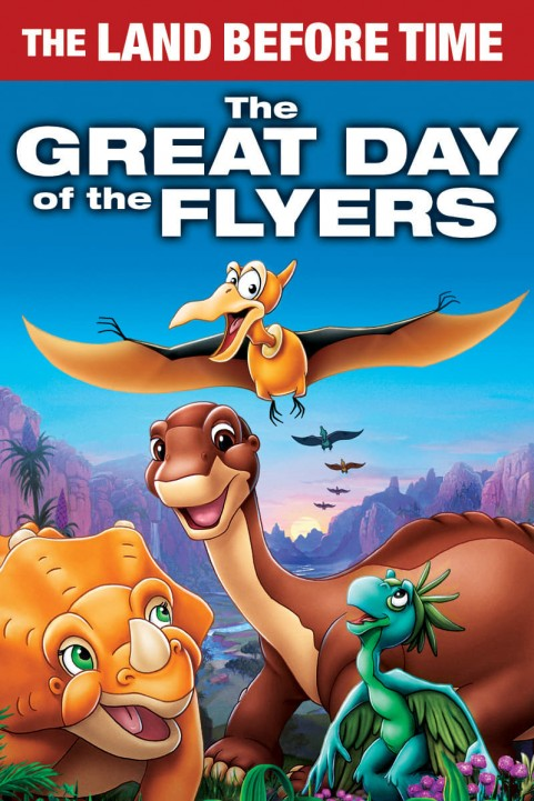 The Land Before Time XII: The Great Day of the Flyers poster