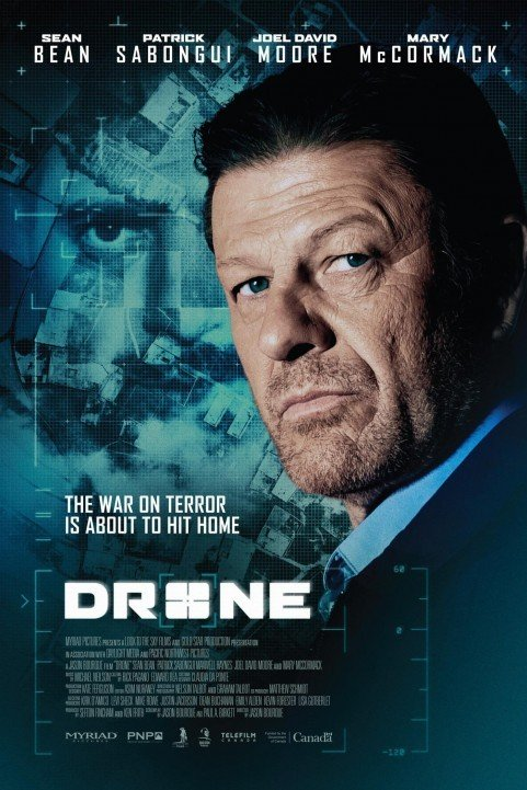 Drone (2017) poster