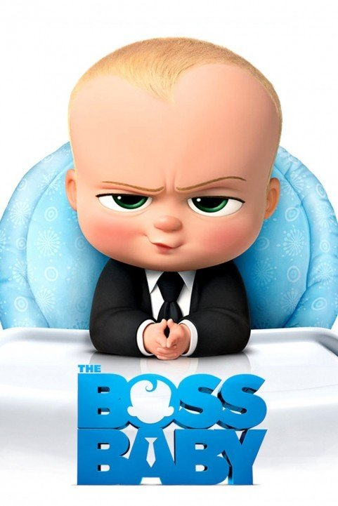 The Boss Baby (2017) poster