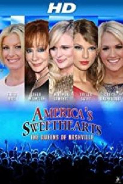 America's Sweethearts Queens of Nashville poster