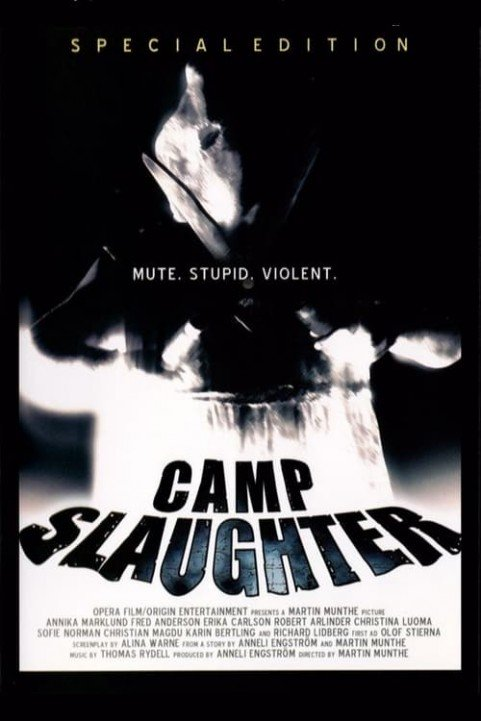 Camp Slaughter poster