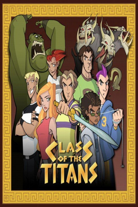 Class Of The Titans poster